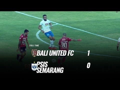 [Pekan 5] Cuplikan Pertandingan Bali United FC Vs PSIS Semarang, 22 Juni 2019