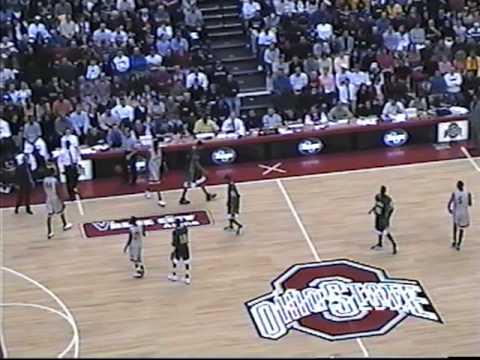 LeBron James High School Basketball Akron St. Vincent St. Mary vs Columbus Brookhaven Part Three