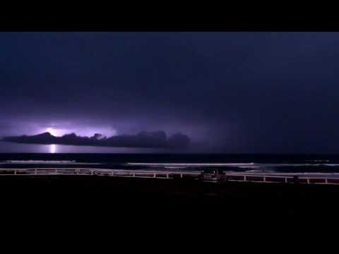 Electrical Storm Blasts East Coast