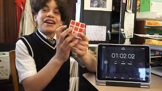 S.T.E.M. Speed Cube Challenge (6th - 8th Grade)