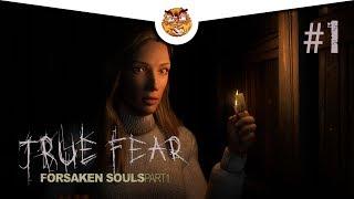 #1 Прохождение игры True Fear Forsaken Souls Письмо от пропавшей сестры