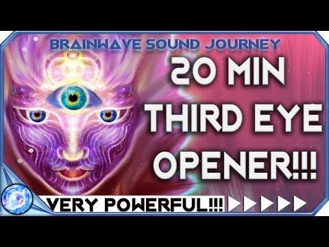 ( WARNING!!! ) Instant Third Eye Stimulation   THIRD EYE OPENER = VERY POWERFUL THIRD EYE MUSIC