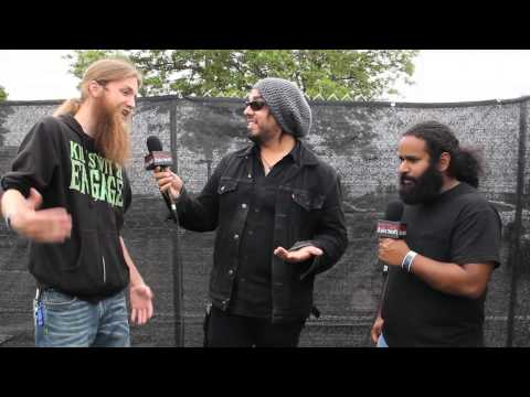 BATTLECROSS Interview at ORION FESTIVAL 2013 on Metal Injection