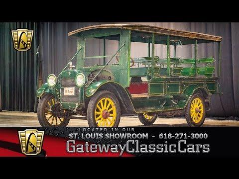 #7940 1920 REO Speed Wagon Gateway Classsic Cars St. Louis