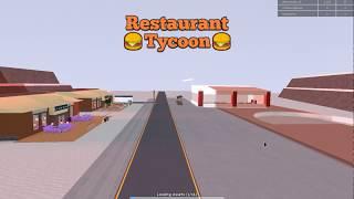 Restaurant Tycoon- Episode 1: ROBLOX | DonutPower22