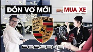 Vlog#4  Mua Xe Porsche - Tậu trâu mới [Cuộc sống ở Mỹ của Gà Tây Tây]