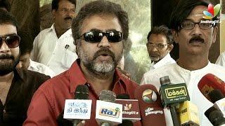 Nadigar Sangam members will not stage political plays - Ponvannan