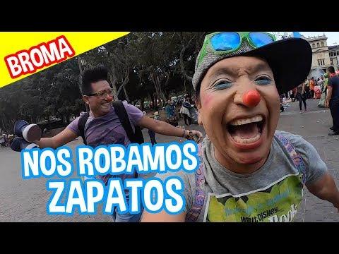 BROMA - ROBANDO ZAPATOS