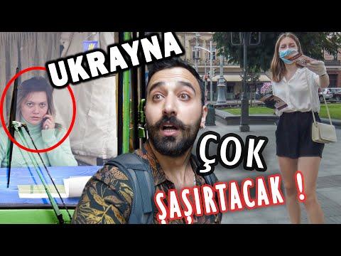 Ukrayna'ya Giderseniz Şaşıracağınız 9 Şey ! Ukrayna Vlog