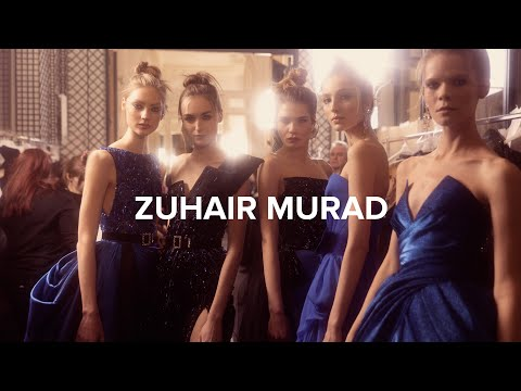 Zuhair Murad Spring Summer 2017 Haute Couture Show