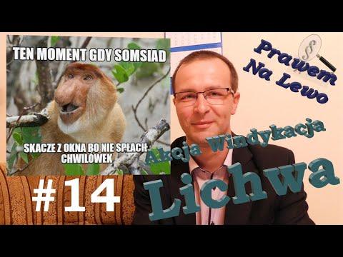 #14 Prawem Na Lewo - Akcja Windykacja - Lichwa. from YouTube · Duration:  6 minutes 20 seconds