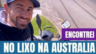 ENCONTREI NO LIXO NA AUSTRALIA Ep.04 | Fazer as Malas