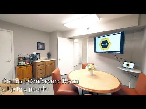 Biz Hive Shared Office Space in Medina Ohio Video Tour