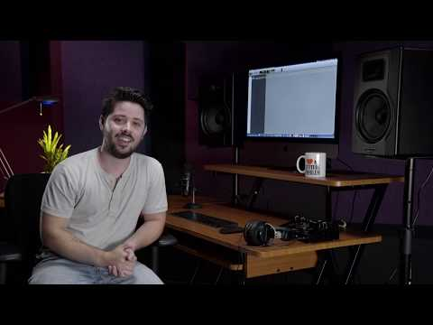 M-Audio Creation Studio – Recording Acoustic Guitars with Pro Tools First