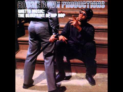 BDP - Ghetto Music