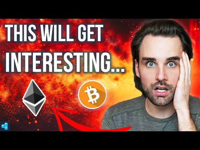 🔴Thing are Heating Up For Ethereum!