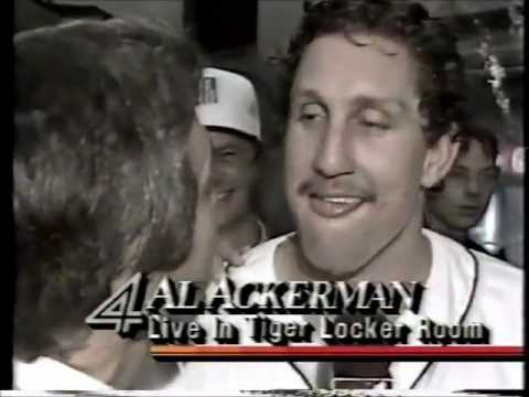 WDIV Detroit: October 14, 1984: Tigers Win the World Series