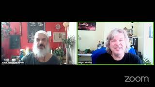Expand Your Band Width with Yarah Formation and August Worley ( Inventor of Pyradym Technology)