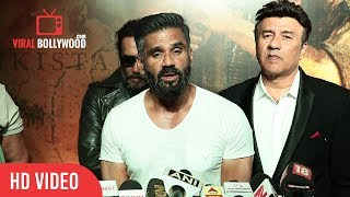 Suniel Shetty share Border Movie Experience | Border Movie 20 Years Celebration