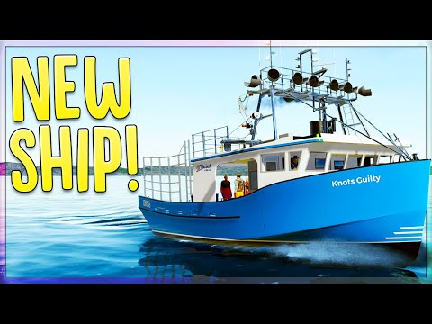 Purchasing A Massive $1.1M Lobster Boat - $500k A Day Commercial Fishing - Fishing North Atlantic