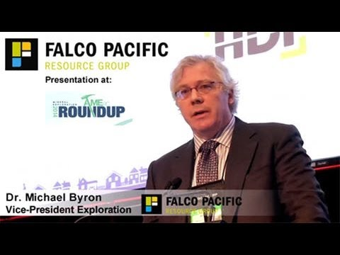 Falco Pacific Resource Group (TSXV: FPC) presents at 2014 Mineral Exploration Roundup