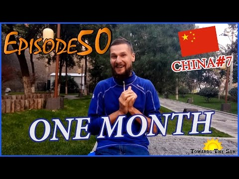 One month in China. Towards The Sun by Hitchhiking 50