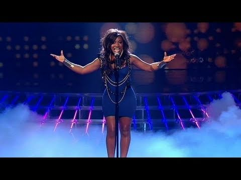 X Factor Judges 2010 Treyc Cohen sings One ...