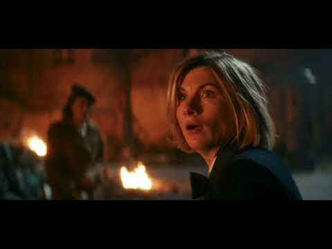 Доктор Кто 12 сезон   Doctor Who 12 Season (2020)   Русский трейлер   KerobTV