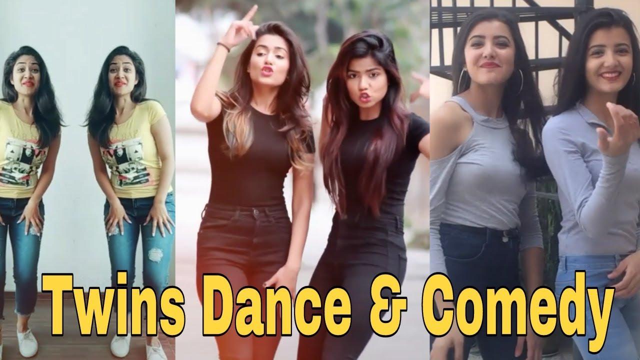 TikTok Dance Twins Battle !! - YouTube  |Tiktok Dance Twins