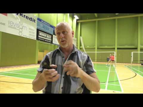 Badminton in Denmark