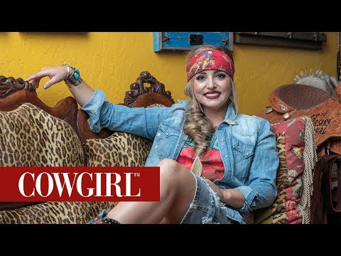 Quincy Freeman Eldridge for COWGIRL Magazine | COWGIRL