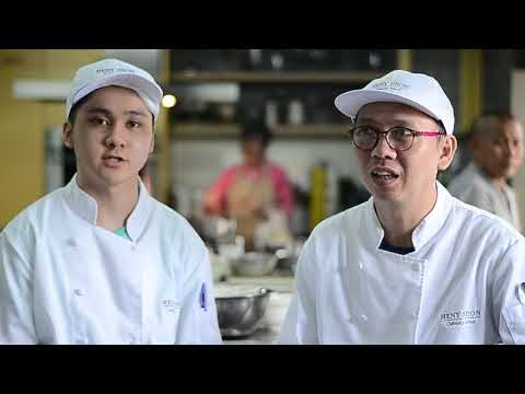 The Essential Series: Students We Chose Heny Sison Culinary School