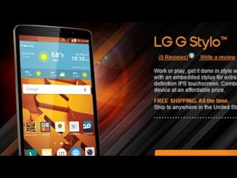 LG G Stylo Boost Mobile in 2018
