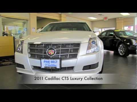 Cadillac CTS - Toms River Oakhurst Cadillac CTS Dealer - Pine Belt