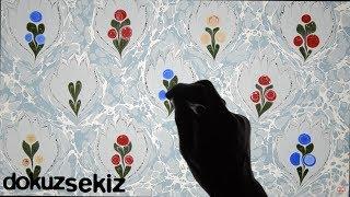 Taksim Trio - Sevda Değil (Ebru Sanatı Eşliğinde)