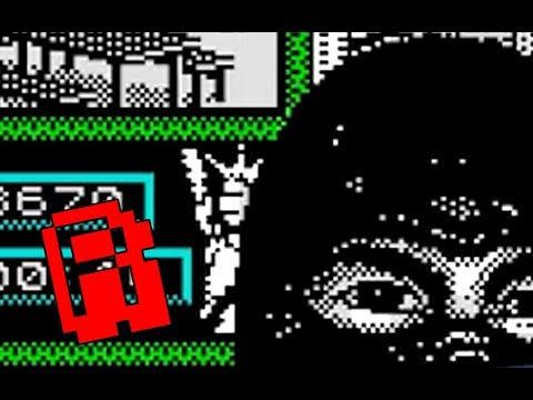 ZX Spectrum | Ghetto Graphics & Colour Clash