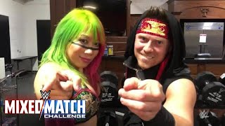 Are the winners of first-ever WWE Mixed Match Challenge ready to do...
