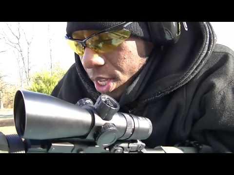 RangeTalk #23.5 - NcStar MarkIII Bullet Drop Compensator