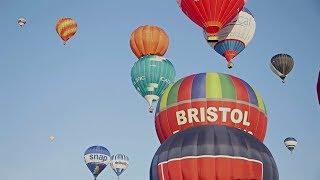 В Бристоле прошёл крупнейший европейский фестиваль воздушных шаров (новости)