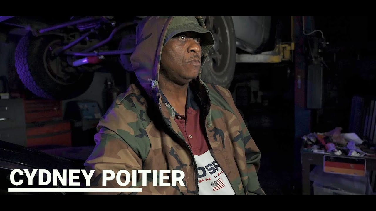 Cydney Poitier - Pressure Point (Official Music Video) (PD Bic Beats) (Dir. By Benny For GFR Films)