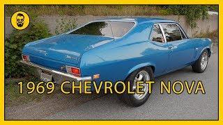Chevrolet Nova -69a med Corvette LS3 motor, Avsnitt 39