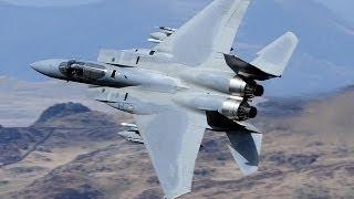 Mach Loop, Low-Level Flying  USAF & RAF