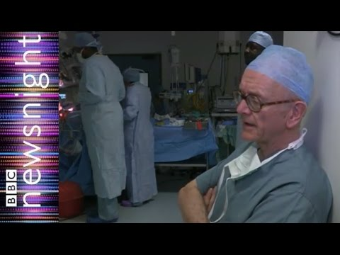 Download Youtube: A day in the life of NHS neurosurgeon Henry Marsh - Newsnight