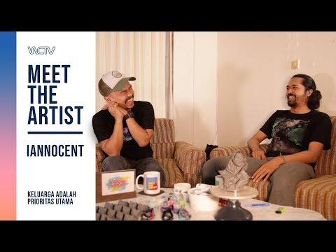 MEET THE ARTIST #5 - IANNOCENT