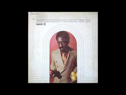 Buddy Montgomery ‎– This Rather Than That ( Full Album )