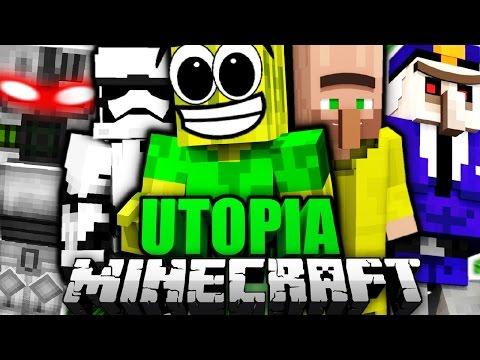 Minecraft UTOPIA DOWNLOAD