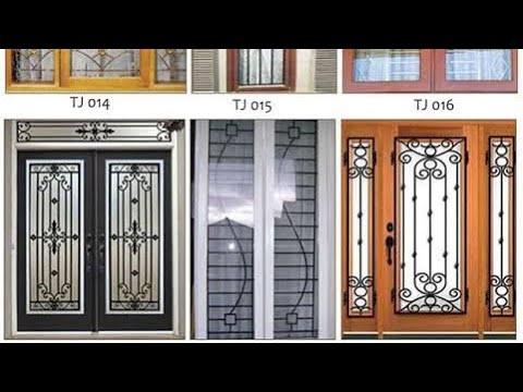 New MODREN window grill design 2020 - YouTube