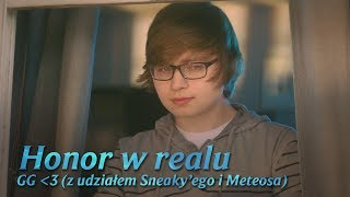 GG  (ft. Sneaky i Meteos) | Honor w realu — League of Legends