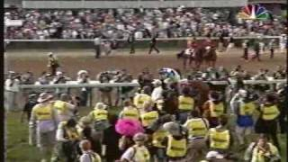 Barbaro Kentucky Derby 2006 & extended post race coverage