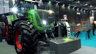 TECHAGRO 2014 | Agricultural Fair Czech Republic
